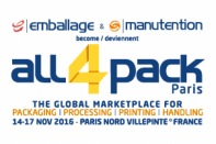EMBALLAGE 2016 (ALL4PACK)